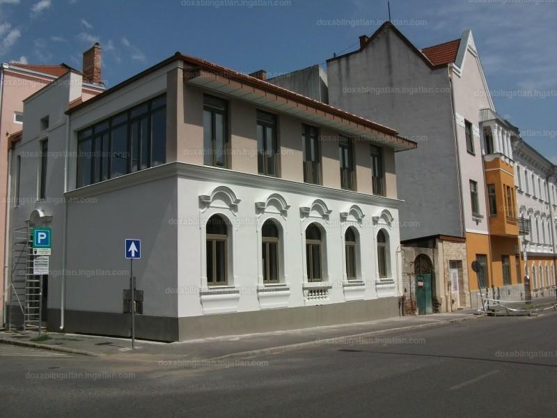 Miskolc, Papszer utca