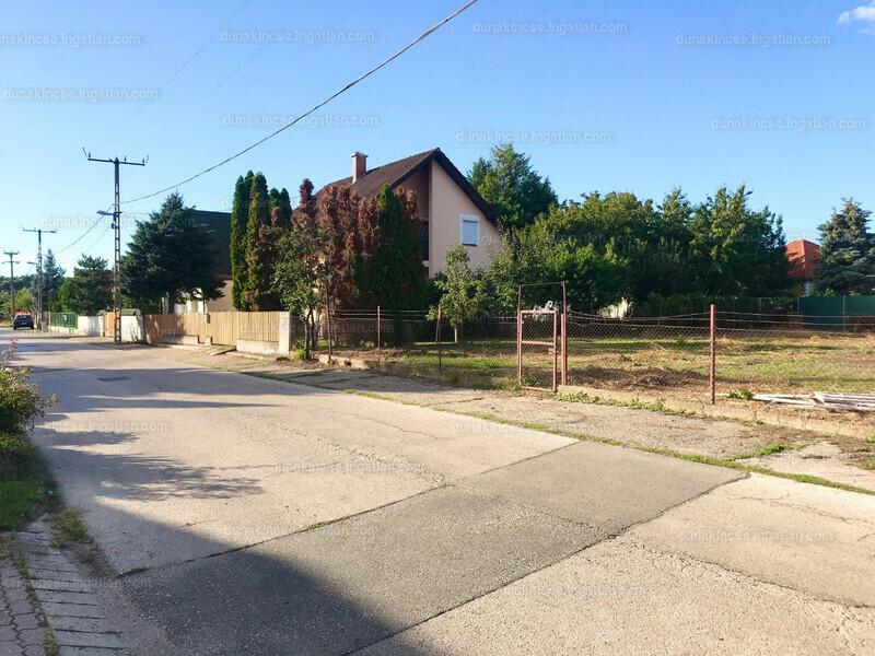 Dunaújváros, Hunyadi János utca