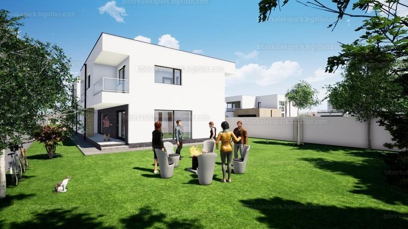 Bíborka lakópark - 5 szoba