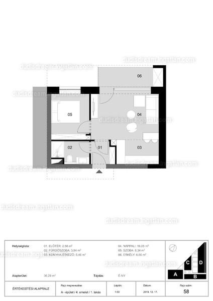 Dudi's Dream Lakópark - 2 szoba erkéllyel