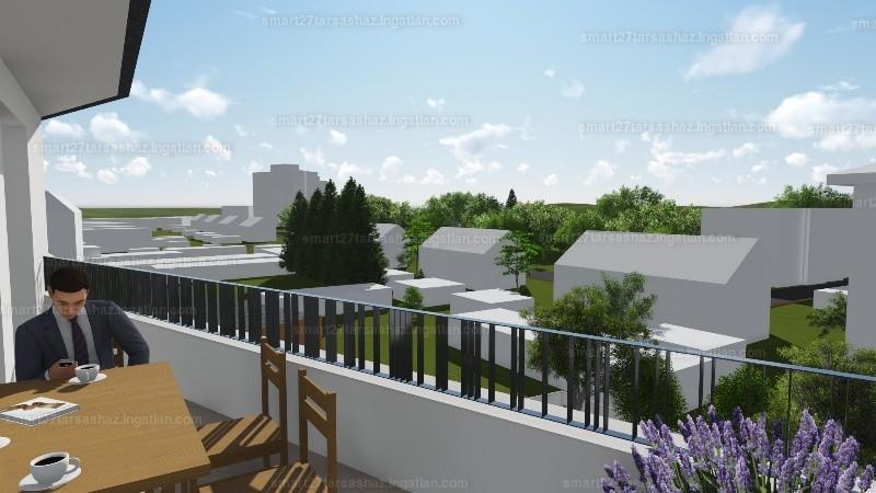 Ingatlan, eladó lakás, Zalaegerszeg, Mártírok útja 27-29., 98 m2