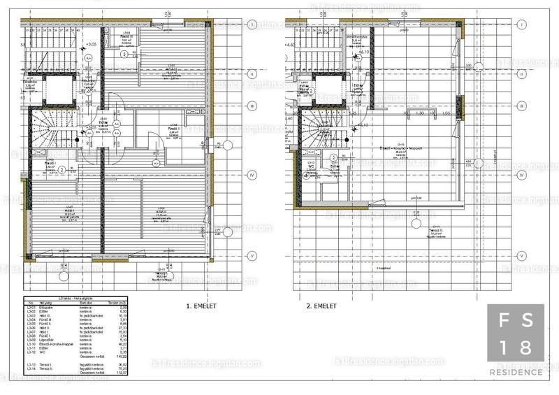 6 szoba erkéllyel