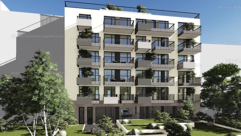 Kassák City Homes - 2 szoba erkéllyel