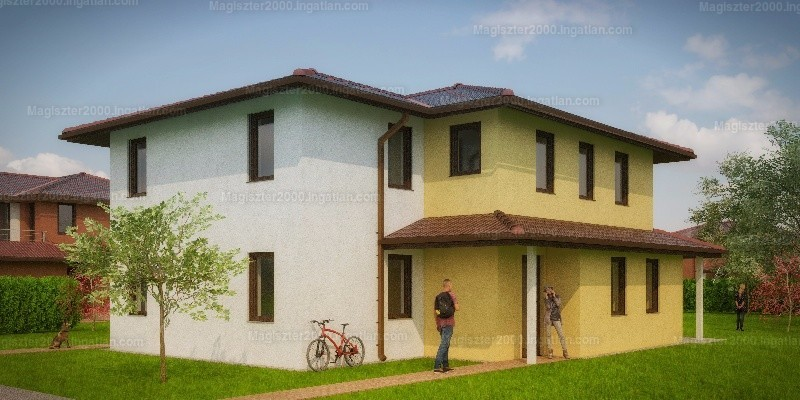 Dunaliget lakópark - 5 szoba