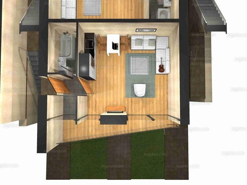Pelso Bay Alsóörs - 1 szoba erkéllyel