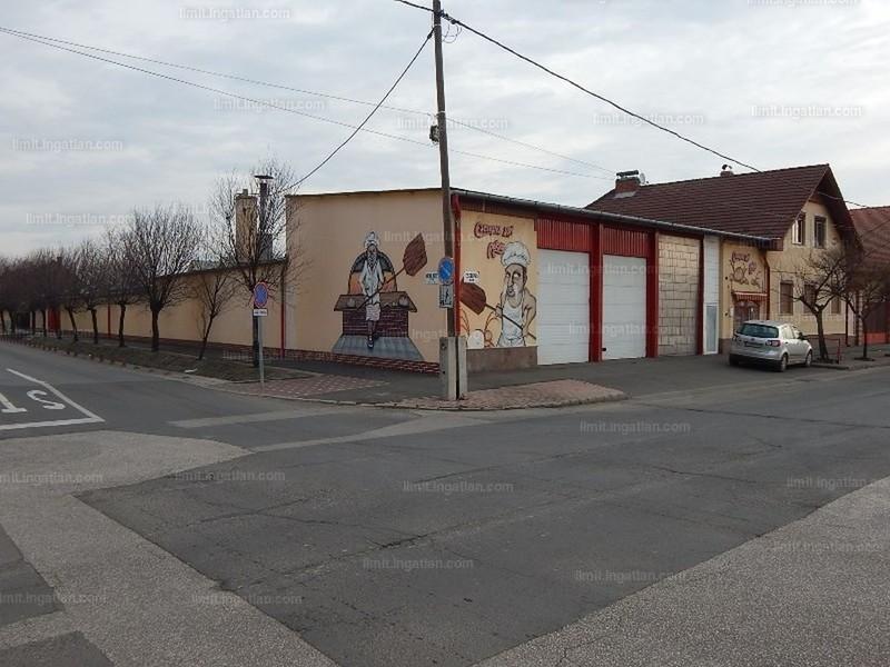 Szeged, Cserepes sor