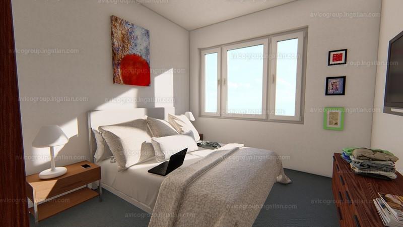 GAMA Residence - 1 + 1 szoba erkéllyel