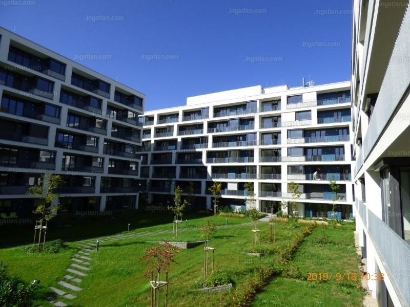 Pannónia Ház - 3 szoba erkéllyel