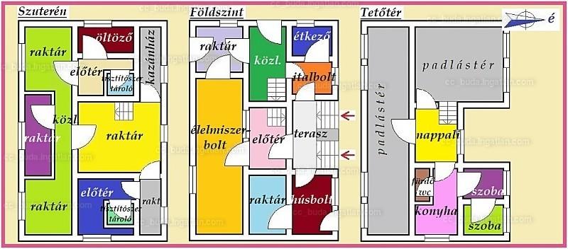 Ingatlan, eladó ház, Dunaegyháza, Hajnóczy József utca 10., 320 m2