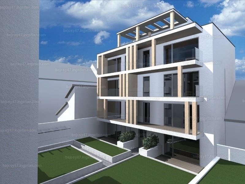 Bajcsy 47 Társasház - 3 szoba erkéllyel