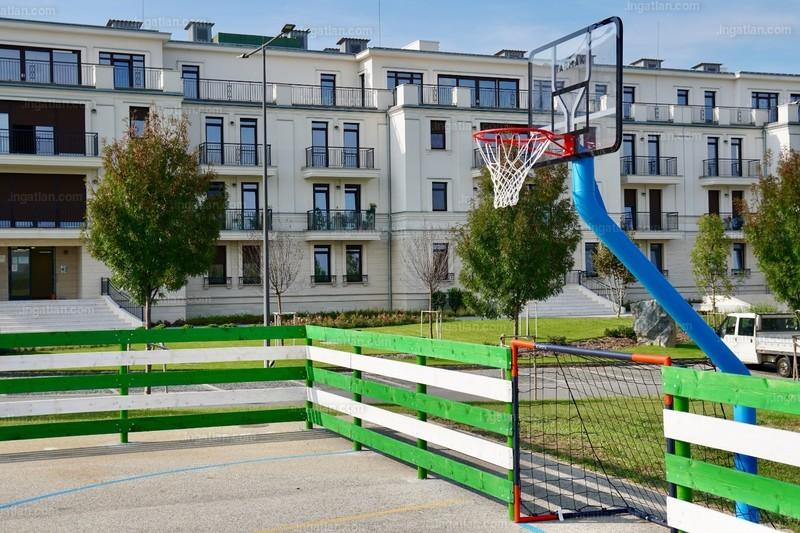 Tópark 'BE MY CITY' I.ütem - 2 szoba erkéllyel