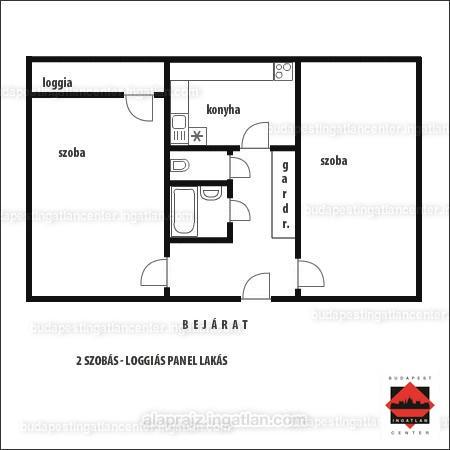 Ingatlan, eladó lakás, 3. kerület, Békásri lakótelep Duna felől