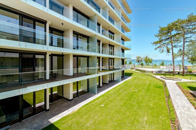 Napfény Resort Balatonlelle - 3 szoba kertkapcsolattal