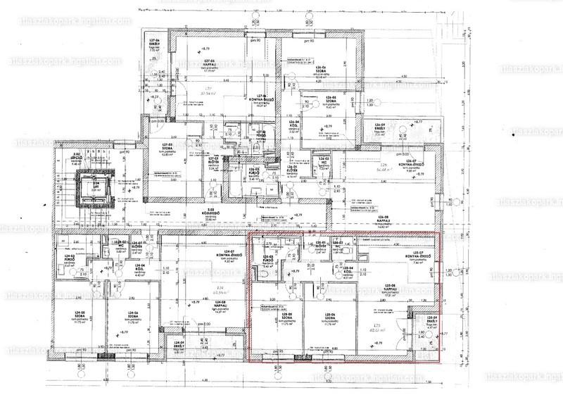 Atlasz Lakópark - 3 szoba erkéllyel