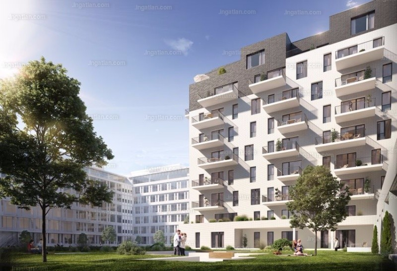 Ingatlan, eladó lakás, 9. kerület, Pápay Park