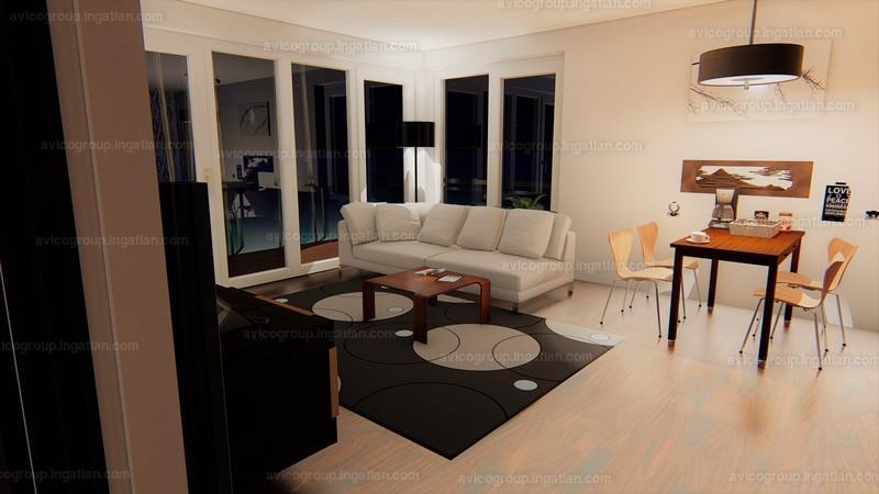 GAMA Residence - 3 szoba erkéllyel