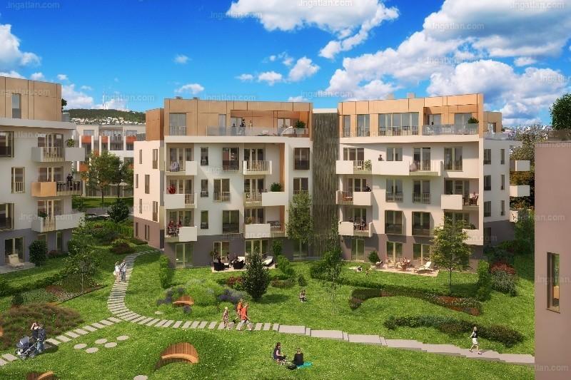 410ebaccbb Eladó tégla építésű lakás - Budapest 11. kerület, Beregszász út 6 ...