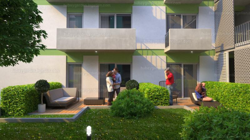 Hubay Garden - 2 szoba kertkapcsolattal