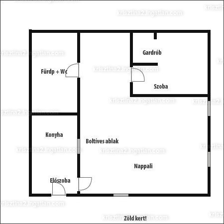 Ingatlan, eladó lakás, 1. kerület, Gellérthegy