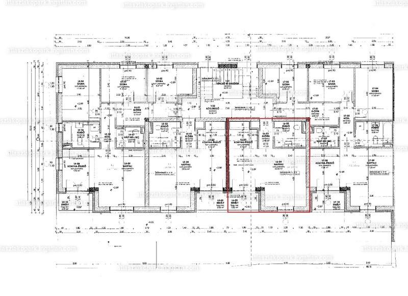 Atlasz Lakópark - 1 szoba erkéllyel