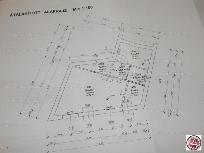 Ingatlan, eladó ház, Zalahaláp, Veszprém, 114 m2
