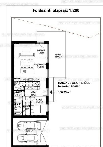 Paperdő Lakópark - 4 szoba