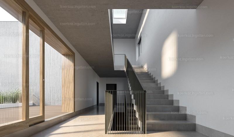 KŐÉR KÖZ II. ÜTEM - 2 szoba erkéllyel