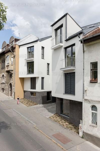 Margit utca 9 társasház - 3 szoba kertkapcsolattal