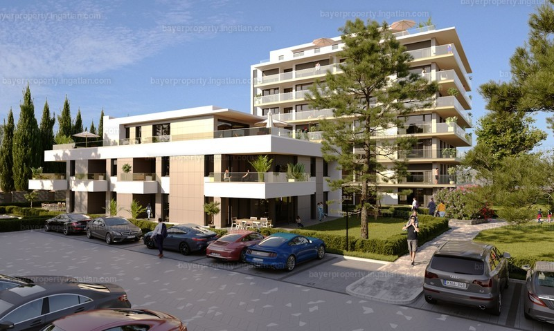 Napfény Resort Balatonlelle - 3 szoba erkéllyel