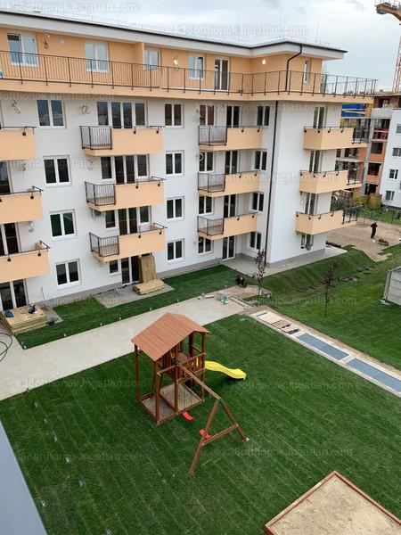 K38 Otthonok - 4 szoba erkéllyel