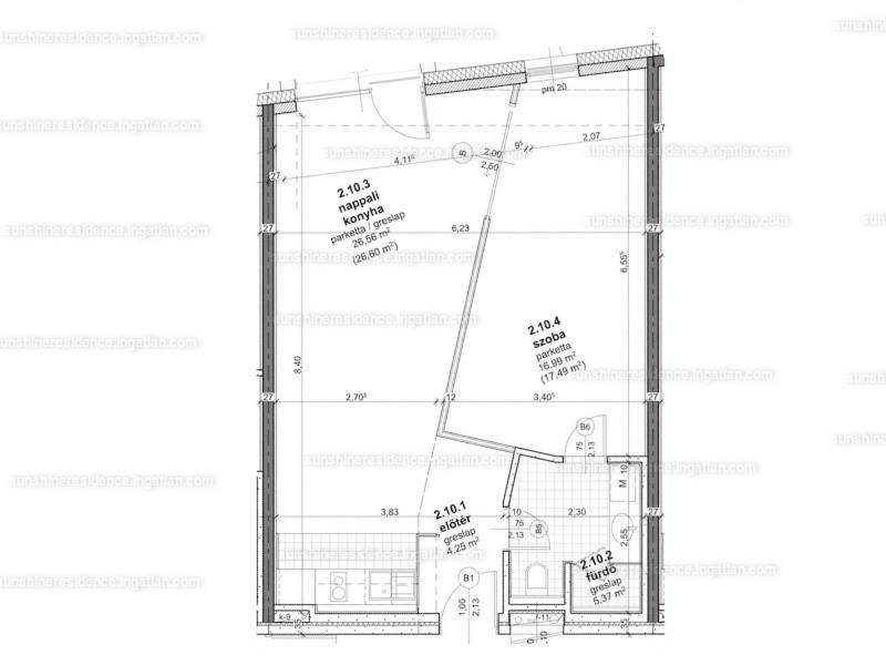 Sunshine Residence Hévíz - 2 szoba